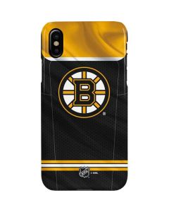 Boston Bruins Home Jersey iPhone XS Max Lite Case