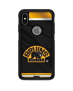 Boston Bruins Home Jersey Otterbox Commuter iPhone Skin