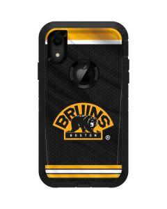 Boston Bruins Home Jersey Otterbox Defender iPhone Skin