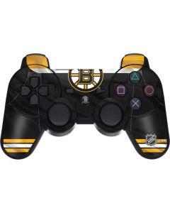 Boston Bruins Home Jersey PS3 Dual Shock wireless controller Skin