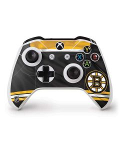 Boston Bruins Home Jersey Xbox One S Controller Skin