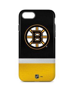 Boston Bruins Jersey iPhone 8 Pro Case