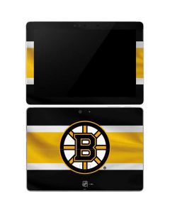 Boston Bruins Jersey Surface Go Skin