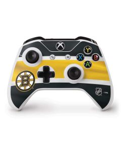 Boston Bruins Jersey Xbox One S Controller Skin