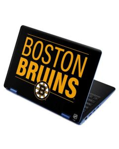 Boston Bruins Lineup Aspire R11 11.6in Skin