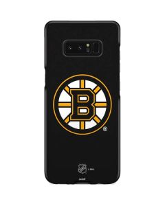 Boston Bruins Solid Background Galaxy Note 8 Lite Case