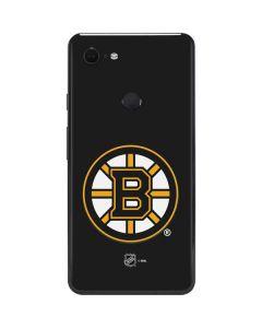 Boston Bruins Solid Background Google Pixel 3 XL Skin