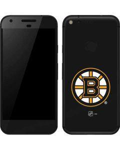 Boston Bruins Solid Background Google Pixel Skin