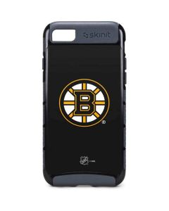 Boston Bruins Solid Background iPhone 7 Cargo Case
