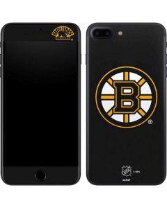 Boston Bruins Solid Background iPhone 7 Plus Skin