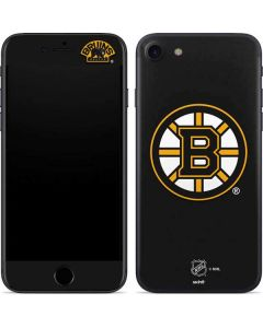 Boston Bruins Solid Background iPhone 7 Skin