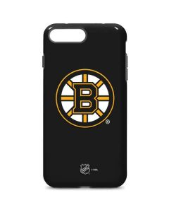 Boston Bruins Solid Background iPhone 8 Plus Pro Case