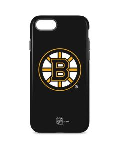 Boston Bruins Solid Background iPhone 8 Pro Case