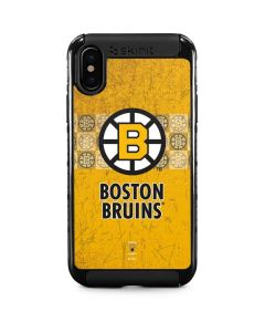 Boston Bruins Vintage iPhone XS Cargo Case