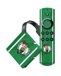 Boston Celtics Amazon Fire TV Skin