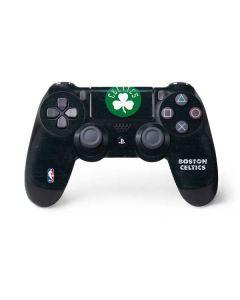 Boston Celtics Black Secondary Logo PS4 Pro/Slim Controller Skin