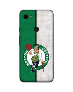 Boston Celtics Canvas Google Pixel 3a Skin