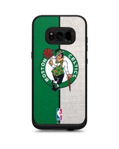 Boston Celtics Canvas LifeProof Fre Galaxy Skin