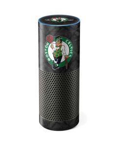 Boston Celtics Dark Rust Amazon Echo Skin