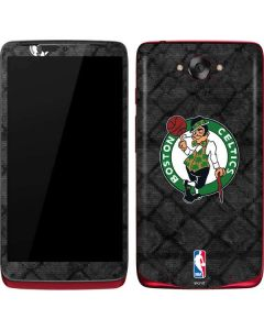 Boston Celtics Dark Rust Motorola Droid Skin