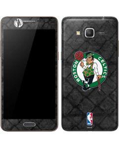Boston Celtics Dark Rust Galaxy Grand Prime Skin