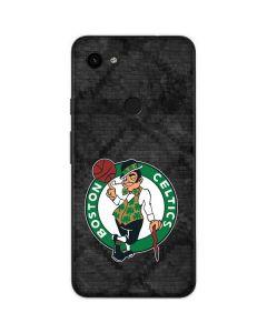 Boston Celtics Dark Rust Google Pixel 3a Skin