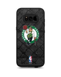 Boston Celtics Dark Rust LifeProof Fre Galaxy Skin