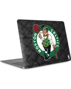 Boston Celtics Dark Rust Apple MacBook Air Skin