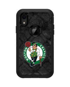Boston Celtics Dark Rust Otterbox Defender iPhone Skin