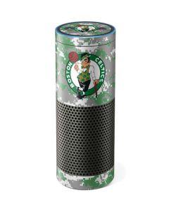 Boston Celtics Digi Camo Amazon Echo Skin