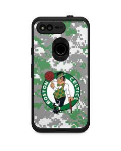 Boston Celtics Digi Camo LifeProof Fre Google Skin