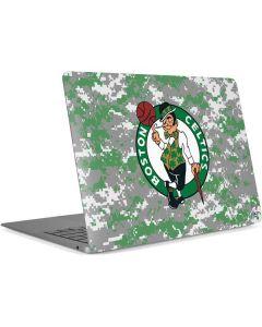 Boston Celtics Digi Camo Apple MacBook Air Skin