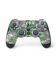 Boston Celtics Digi Camo PS4 Controller Skin