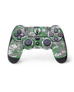 Boston Celtics Digi Camo PS4 Pro/Slim Controller Skin
