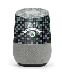 Boston Celtics Digi Google Home Skin