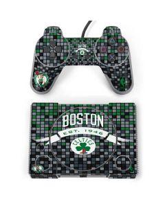 Boston Celtics Digi PlayStation Classic Bundle Skin