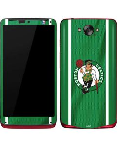 Boston Celtics Motorola Droid Skin