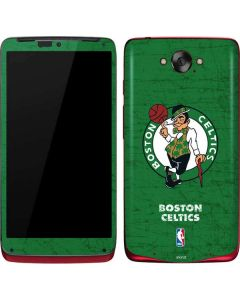 Boston Celtics Green Primary Logo Motorola Droid Skin