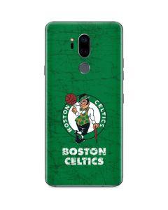 Boston Celtics Green Primary Logo G7 ThinQ Skin