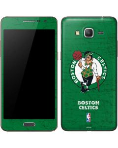 Boston Celtics Green Primary Logo Galaxy Grand Prime Skin