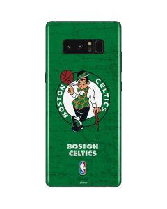 Boston Celtics Green Primary Logo Galaxy Note 8 Skin