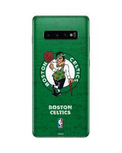 Boston Celtics Green Primary Logo Galaxy S10 Plus Skin