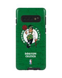 Boston Celtics Green Primary Logo Galaxy S10 Pro Case