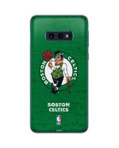 Boston Celtics Green Primary Logo Galaxy S10e Skin