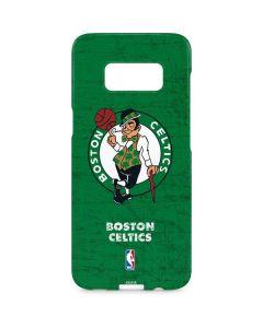 Boston Celtics Green Primary Logo Galaxy S8 Plus Lite Case