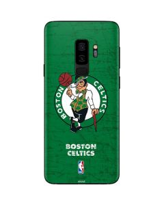 Boston Celtics Green Primary Logo Galaxy S9 Plus Skin