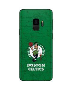 Boston Celtics Green Primary Logo Galaxy S9 Skin