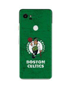 Boston Celtics Green Primary Logo Google Pixel 2 XL Skin