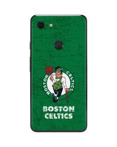 Boston Celtics Green Primary Logo Google Pixel 3 XL Skin