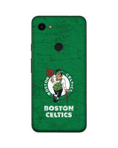 Boston Celtics Green Primary Logo Google Pixel 3a Skin